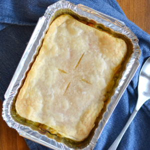 Prairy Chicken Pot Pie