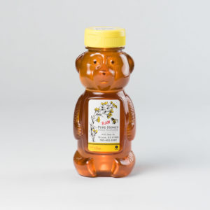 Kansas Wildflower Pure Honey 12 oz